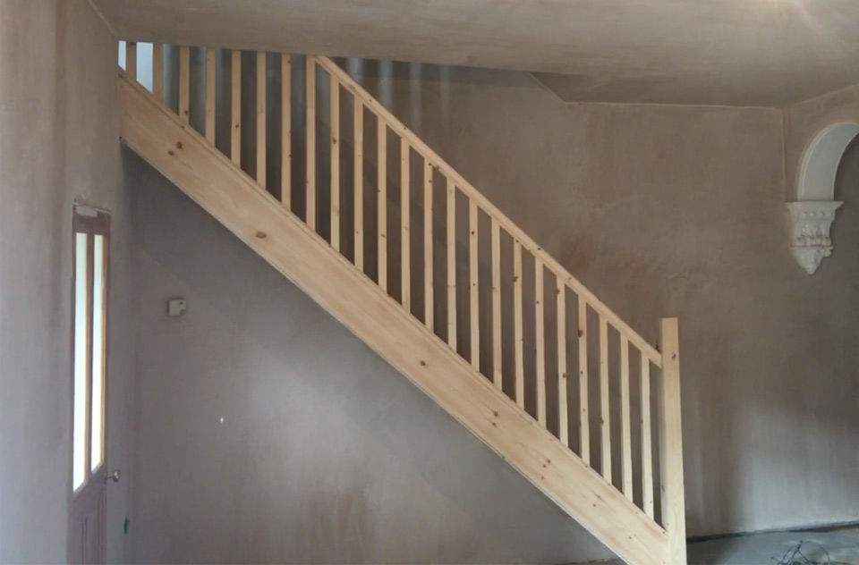joinery staircase project